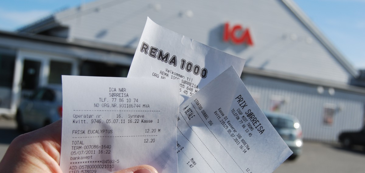 Rema 1000 priser brus